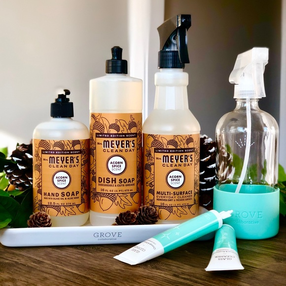 Other - Grove healthy cleaning. Acorn Spice Scent x 7